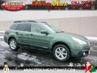 2013 Subaru Outback 3.6R Limited All Wheel Drive 3.6L V6