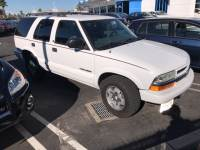 Pre-Owned 2002 Chevrolet Blazer LS 4WD