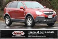 Pre Owned 2008 Saturn VUE FWD 4dr I4 XE