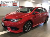 Certified Pre-Owned 2017 Toyota Corolla iM Base Hatchback in Oakland, CA