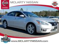 Pre-Owned 2013 NISSAN ALTIMA 4DR SDN V6 3.5 SL Front Wheel Drive Sedan