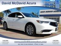 2018 Acura TLX Base w/Technology Package