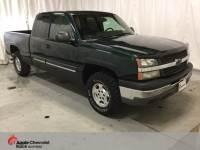 2003 Chevrolet Silverado 1500 Truck V-8 cyl