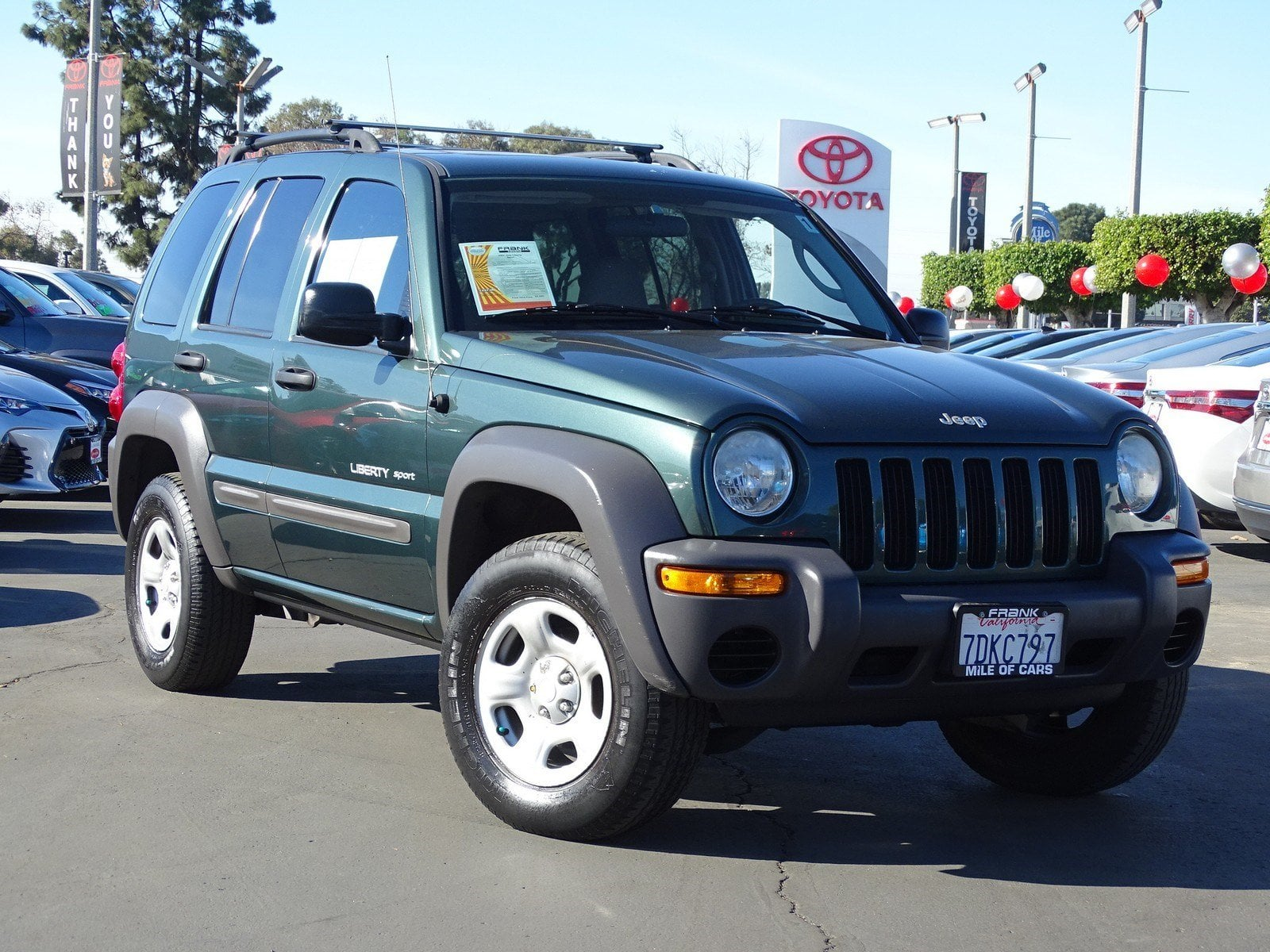 Photo 2003 Jeep Liberty Sport Sport 4WD