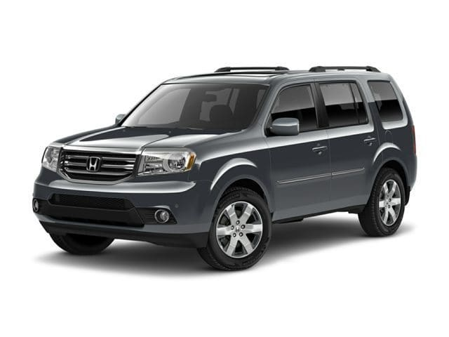 Photo Used 2012 Honda Pilot Touring 2WD 4dr wRES  Navi SUV in Houston, TX