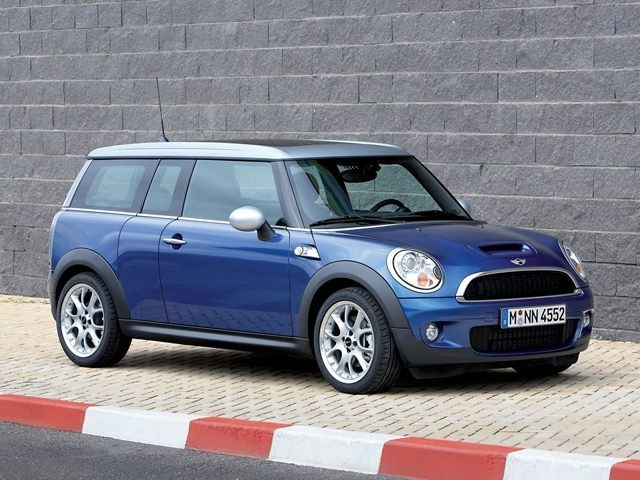Photo 2010 MINI Cooper S Clubman Base Wagon in New Port Richey, FL