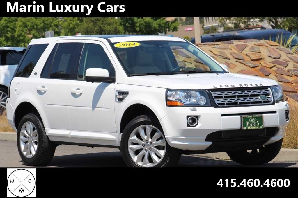 Photo Pre-Owned 2014 Land Rover LR2 SUV in Corte Madera, CA