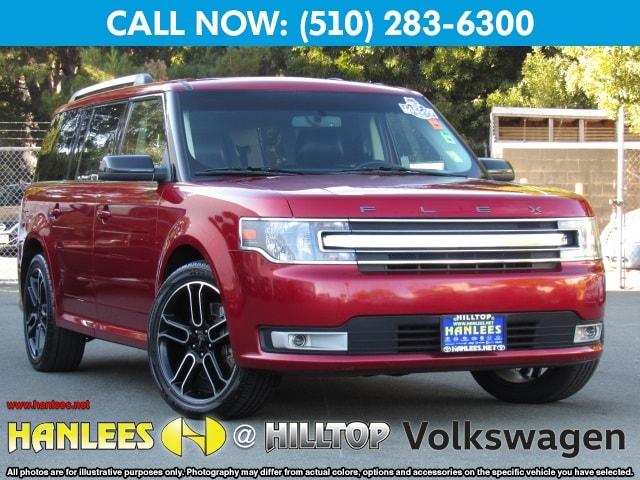 Photo Used 2014 Ford Flex For Sale  Davis CA