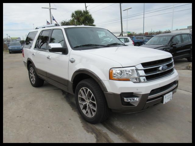 Photo Used 2016 Ford Expedition 2WD King Ranch in Houston, TX