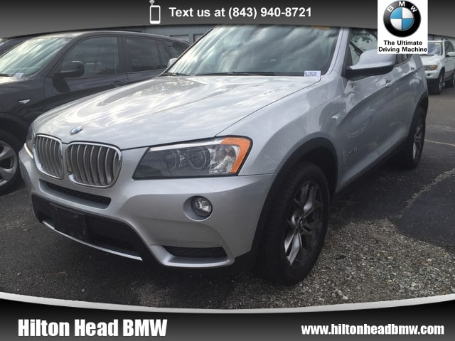Photo 2011 BMW X3 xDrive35i 35i SAV All-wheel Drive