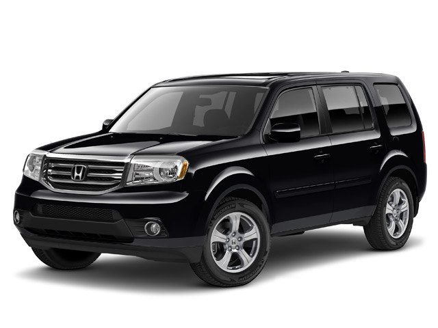 Photo Used 2015 Honda Pilot 4WD 4dr EX-L for Sale in Temecula