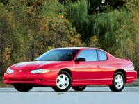 2000 Chevrolet Monte Carlo SS FWD 2D Coupe