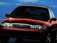 1998 Mercury Mystique 4dr Sdn LS Car