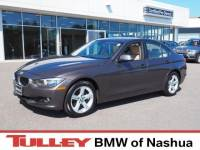 Certified Used 2014 BMW 3 Series Sedan in Manchester NH