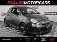 Used 2015 FIAT 500 Abarth Hatchback in Leesburg