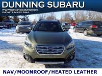 Certified Pre-Owned 2016 Subaru Outback 2.5i For Sale In Ann Arbor