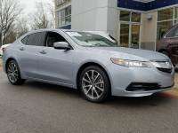 Certified Pre-Owned 2015 Acura TLX TLX 3.5 V-6 9-AT P-AWS with Technology Package in Little Rock, AR