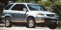 Used 2002 Acura MDX 4WD Touring with Navigation