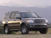 2004 Toyota Sequoia SR5 V8 SUV