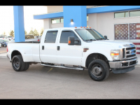 2008 Ford F-350 SD XLT Crew Cab Long Bed DRW 4WD