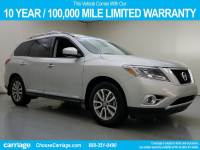 Pre-Owned 2015 Nissan Pathfinder SL 2WD Front Wheel Drive 4 Dr SUV