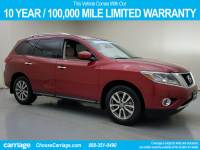 Pre-Owned 2015 Nissan Pathfinder SV 2WD Front Wheel Drive 4 Dr SUV