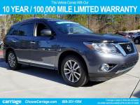 Pre-Owned 2013 Nissan Pathfinder SL 4WD All Wheel Drive 4 Dr SUV
