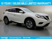 Pre-Owned 2015 Nissan Murano SV 2WD Front Wheel Drive 4 Dr SUV