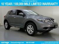 Pre-Owned 2014 Nissan Murano S AWD All Wheel Drive 4 Dr SUV