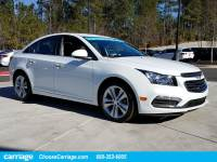 Pre-Owned 2016 Chevrolet Cruze Limited LTZ Front Wheel Drive 4 Dr Sedan
