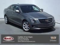 Demo 2016 Cadillac ATS Sedan 2.0L I4 RWD