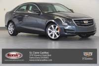 Certified 2015 Cadillac ATS Sedan 2.0L I4 RWD Luxury
