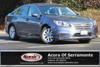 Used 2016 Subaru Legacy 2.5i Premium PZEV