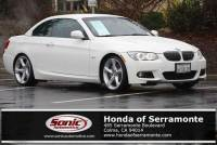 Used 2012 BMW 335i Convertible
