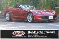 Used 2014 Chevrolet Corvette Stingray Convertible 3LT