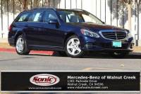 Used 2014 Mercedes-Benz E-Class E 350 4MATIC Luxury Wagon