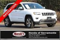 Used 2015 Jeep Grand Cherokee 4WD 4dr Limited