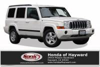 Used 2007 Jeep Commander 4WD 4dr Sport