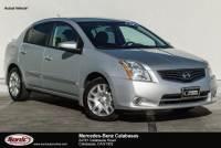 Used 2012 Nissan Sentra 4dr Sdn I4 CVT 2.0 S
