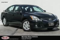 Used 2012 Nissan Altima 4dr Sdn I4 CVT 2.5 SL