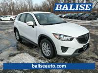 Certified 2015 Mazda CX-5 Sport for Sale in West Springfield, MA