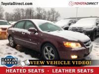 2008 Hyundai Sonata Limited V6 Sedan Front-wheel Drive