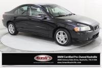 Used 2007 Volvo S60 4dr Sdn 2.5L Turbo AT FWD