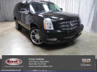 Used 2012 Cadillac Escalade ESV AWD Premium