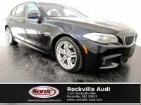 Used 2012 BMW 535i xDrive Sedan in Rockville, MD