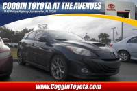Pre-Owned 2010 Mazda Mazdaspeed3 Sport Hatchback Front-wheel Drive in Jacksonville FL