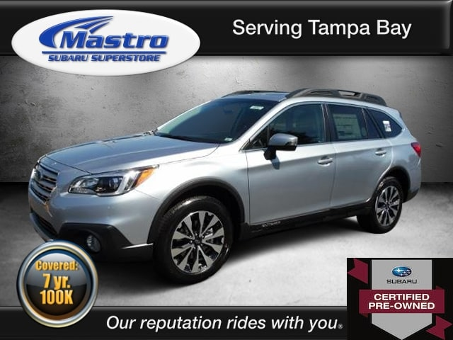 Photo 2017 Subaru Outback Limited With Eyesight and Navigation in Tampa
