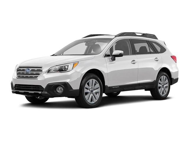 Photo 2017 Subaru Outback Premium With Eyesight in Tampa