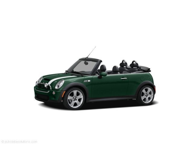 Photo 2008 MINI Cooper S S Convertible
