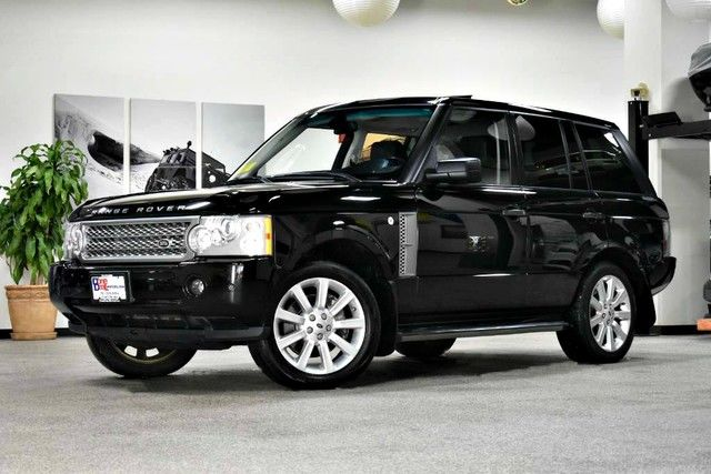 Photo 2007 Land Rover Range Rover Supercharge